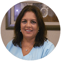 Angela DeBlasio( Staff member of comprehensive dentistry )